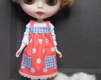 BLYTHE DOLL-- Over Dress Only--No Doll