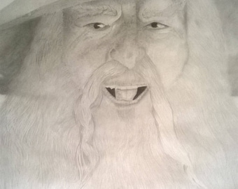 Gandalf the grey.