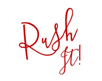 Rush Options