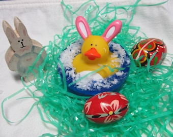 Easter Rubber Duck Soaps