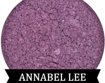 ANNABEL LEE Purple Edgar Allan Poe Fall Halloween Eyeshadow