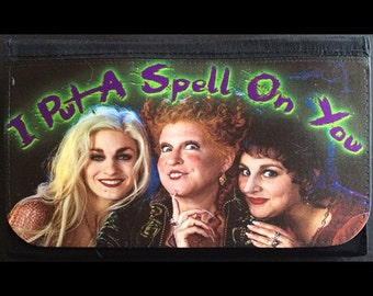 Ladies Hocus Pocus Wallet