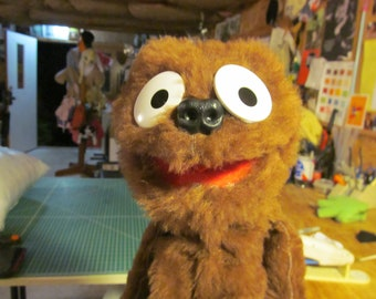 Little Monster Puppet! - One of A Kind!