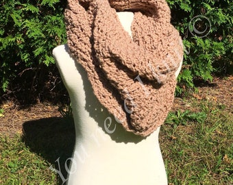 knitted cowl / knit shawl/ knit chunky infinity scarf / knitted cape / knitted shawl /knit hooded cowl/ super chunky infinity scarf
