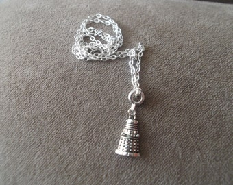 "Dr Who ""Dalek"" Necklace - 18ins Chain"