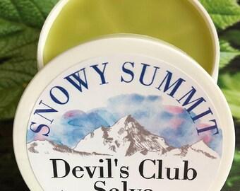 Devil's Club Salve