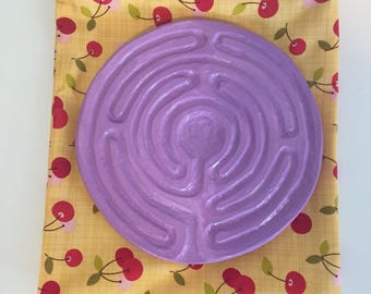 Meditative Finger Labyrinth