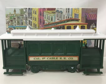 1974-75 | Cable Car | Avon aftershave | with original box