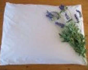 Travel Organic Buckwheat Pillow, 3.5 lbs