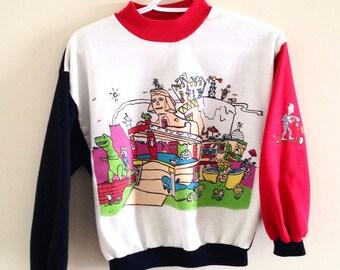 Pee Wee Herman Vintage Sweatshirt