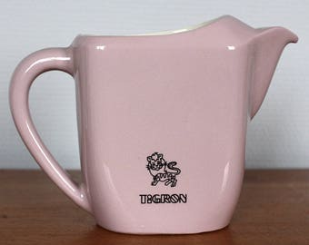 French advertising TIGRON, vintage, 1950s, made in France