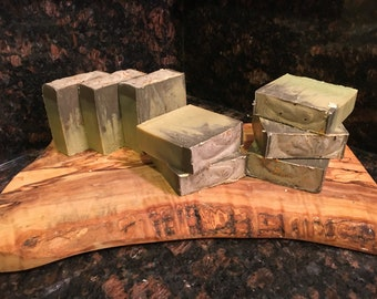 Blackberry and Sage soap