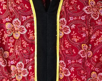 Fabulous vintage dress 60's / 70's