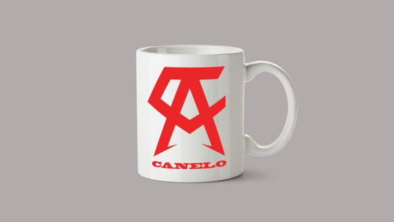 Saul Canelo Alvarez Decal/Sticker