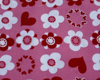 "2 3/4 Yds x 44""Wide Cotton Fabric by Brother Sister Design"