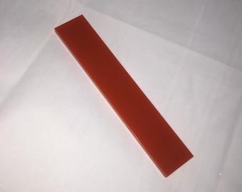 Squeegee blade for screen printing/Silk screening.