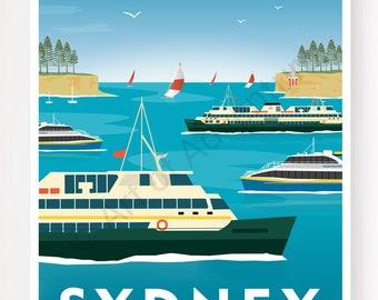 Sydney Heads – Sydney Australia