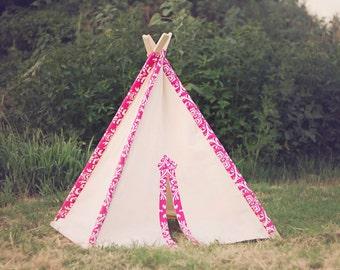 Kid's Teepee Play Tent No. 0302