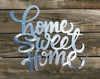 Home Sweet Home Interior Decoration