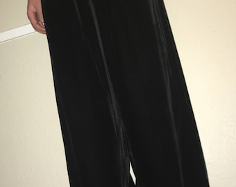 Velvet Vintage Pants