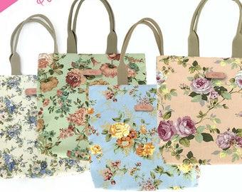 set of 5bridesmaid gift,bridesmaid tote,set of 5personalized gift, bridesmaid bag, , set of 5 monogram,monogram tote bag,