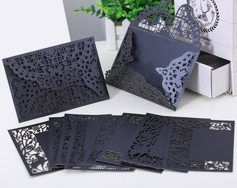 lace envelope for wedding invitation /envelopes for invitation wedding favor bag/invitation envelope /  luxury envelopes