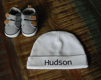 Personalized Boy Hat
