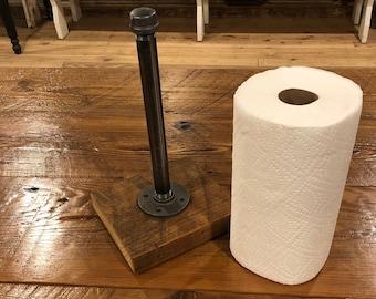 Industrial Paper Towel Holder