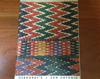Mexican Cookery for American Homes 1935 Cookbook Illustrated