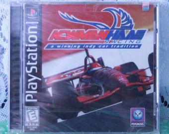 Newman Haas - Playstation - Factory Sealed - Box 1
