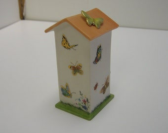 Porcelain Butterfly House