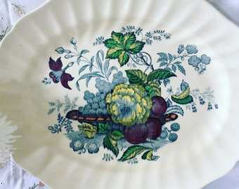 Royal Doulton Kirkwood Multicoloured Platter
