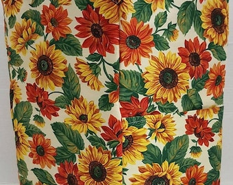 Sunflowers Coffee Maker Cover (5 Options Available)