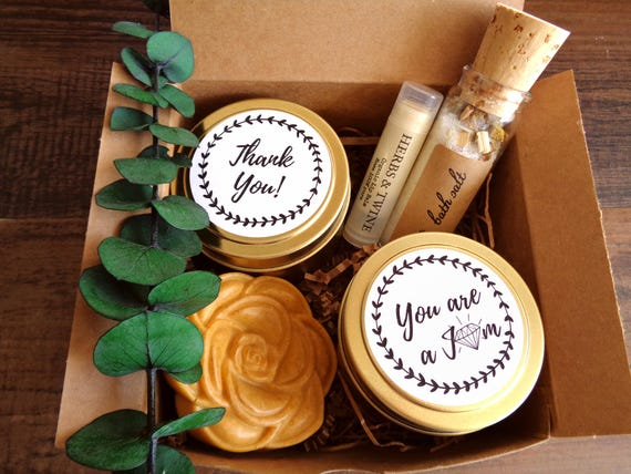 Thank You Wedding Gift Ideas: You Are A Gem Thank You Gift Basket Coworker Gift Appreciation