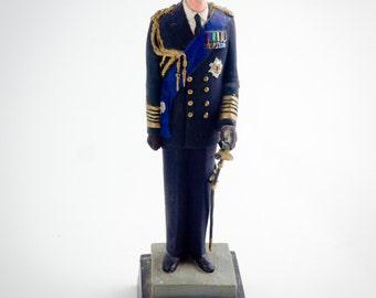 Hand-painted   British Empire Military Figurine.