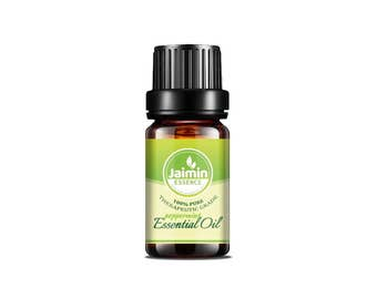 Peppermint Essential Oil - Jaimin Essence - Pure Peppermint Oil - Aromatherapy Oil - Therapeutic Grade - Pure Essential Oil