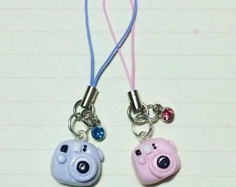 Kawaii Instax Camera Charm