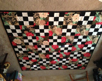 Made to order, custom quilt