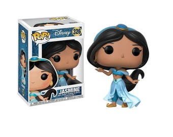 Princess Jasmine from Disney Movie Aladdin - POP Funko Figure 10 cm