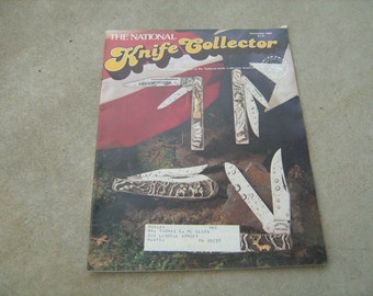 1980 November the national knife collector  magazine