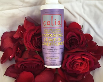 Calia's 8 oz Organic Hydrating LEAVE-IN Conditioner