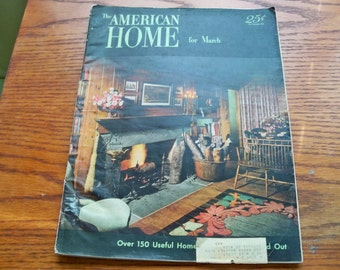 march 1953  the american home