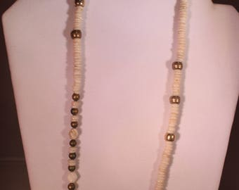Pooka Shell Necklace