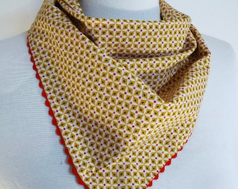 Scarf to brighten up your winter