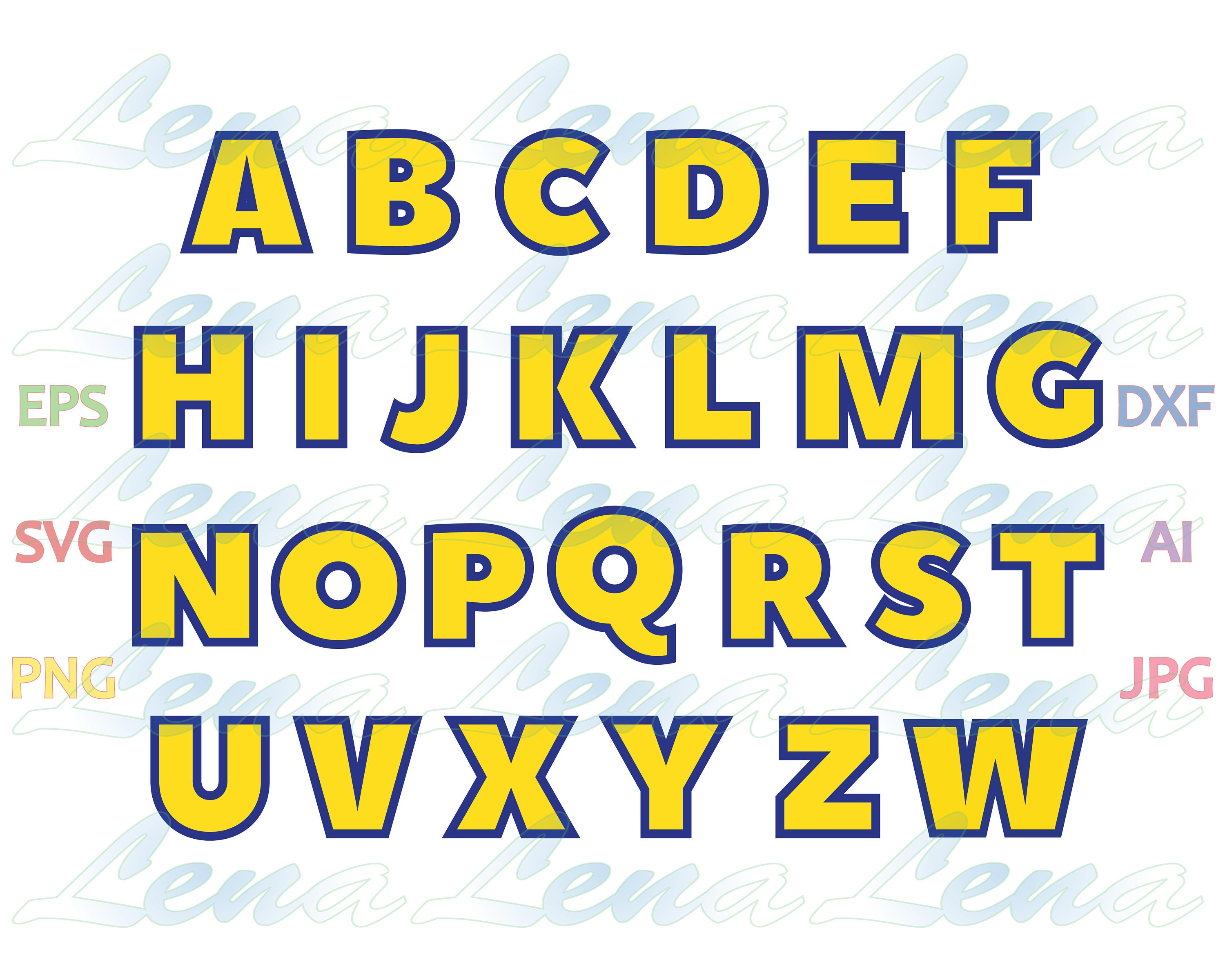 100+ Cade Toy Story Letters – yasminroohi