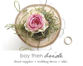 Rustic ring bearer box, ring bearer box vintage, ring box wood, wooden ring bearer box, wedding ring box, alternative ring bearer, vintage