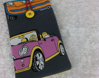 Handmade Phone Glasses Case Cover Pouch  BMW Minis