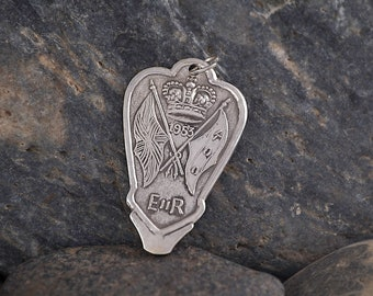 Silverware Pendant SP126
