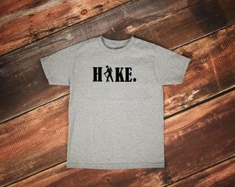 Hike tshirt, Hiker shirt, Hiking shirt, Hiking Clothing, Hiking tshirt, Camping shirt, Hiking gift, Take a Hike Shirt, Get Lost tshirt, Hike