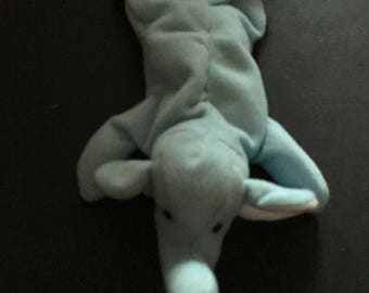 Beanie Babies elephant (From McDonalds Happy Meal)